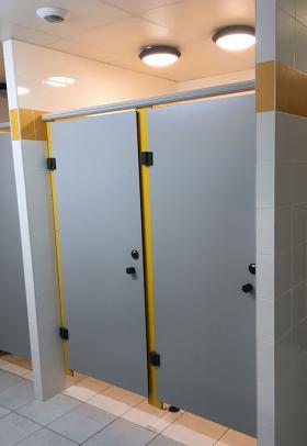 Cabine sanitaire